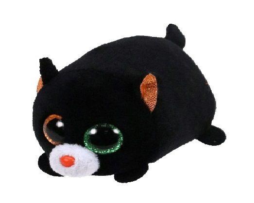 Plyšák TY - Teeny Ty´s - černá kočka Treat 10 cm TY Inc. ( Meteor )
