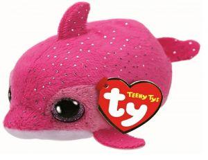 Plyšák TY - Teeny Ty´s - delfín Floater   10 cm
