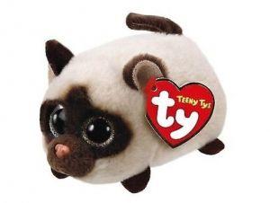 Plyšák TY - Teeny Ty´s - malá plyšová zvířátka - kočka Kimi  10 cm