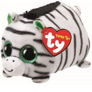 Plyšák TY - Teeny Ty´s - malá plyšová zvířátka - zebra Zilla 10 cm