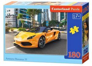 Puzzle Castorland 180 dílků - Arrinera Hussarya 33    018376