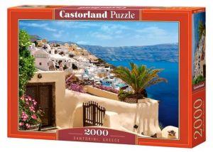 Puzzle Castorland 2000 dílků  Santorini   200672