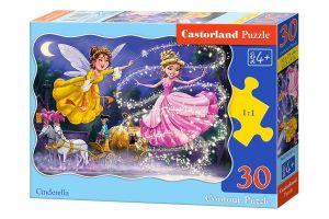Puzzle Castorland  30 dílků - Popelka   03747