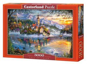 Puzzle Castorland 3000 dílků  - Fall splendor   300495