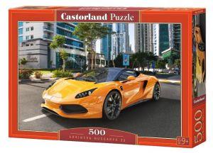 Puzzle Castorland 500 dílků -  auto  Arrinera Hussarya 33   52950