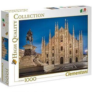 Puzzle Clementoni 1000 dílků - Mediolan   39454