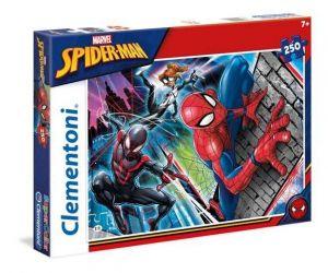 Puzzle Clementoni 250 dílků  -  Spiderman  29053
