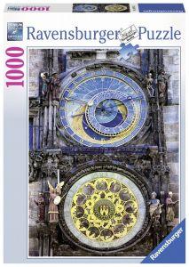 Puzzle Ravensburger 1000 dílků - Pražský orloj   197392