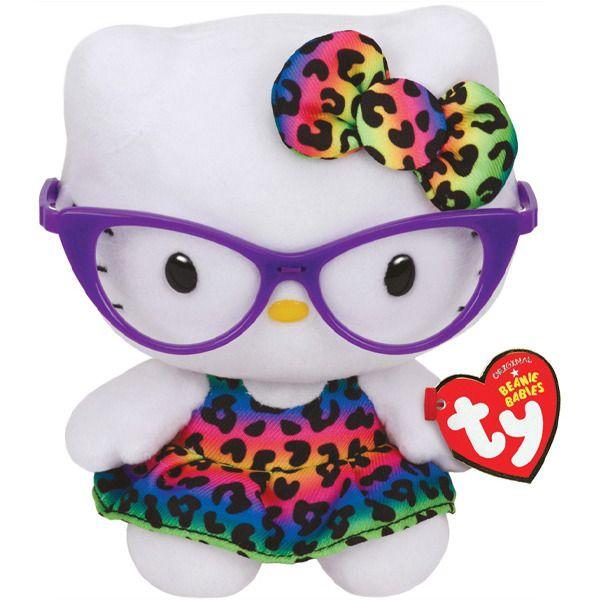 TY Beanie Babies - Hello Kitty - fashionista 41161 - 15 cm plyšák TY Inc. ( Meteor )
