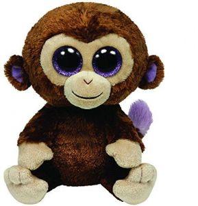 TY Beanie Boos - Coconut - opice   36901 - 24 cm plyšák