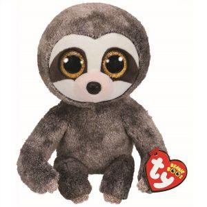 TY Beanie Boos - Dangler - šedý lenochod   36417 - 24 cm plyšák