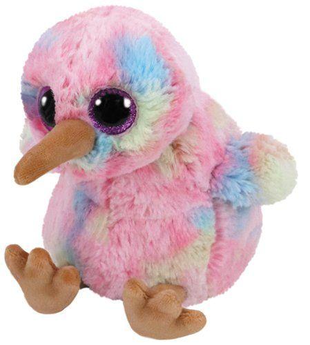 TY Beanie Boos - Kiwi - pták kiwi 36415 - 24 cm plyšák TY Inc. ( Meteor )