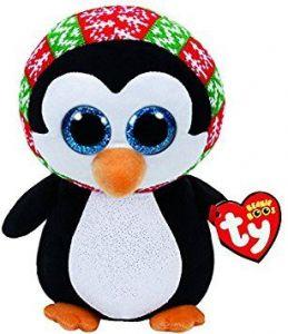 TY Beanie Boos - Penelope - tučňák   37148 - 24 cm plyšák