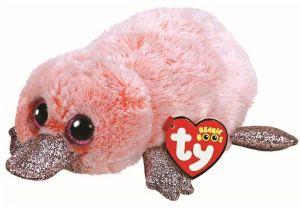 TY Beanie Boos - Wilma - růžový ptakopysk  36217  - 15 cm plyšák