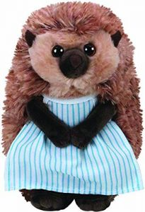 TY Beanie - plyšák 15 cm Peter Rabit - Králíček Petr  - paní Bodlinková ( Mrs Tiggy Winkle ) 42279