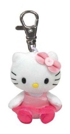 TY - Plyšový přívěšek - Hello Kitty - balerína 8,5 cm TY Inc. ( Meteor )