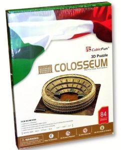 CubicFun 3D puzzle Koloseum Řím 131 dílků
