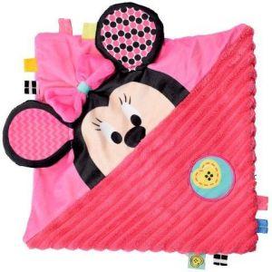 Disney - mazlící dečka - usínáček - Minnie  Mouse