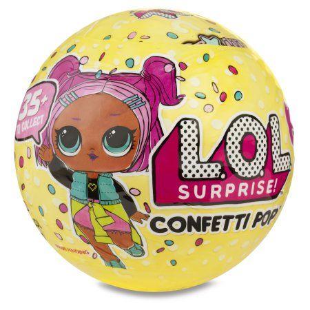 L.O.L. Surprise Confetti - panenka - série 3 MGA Entertainment