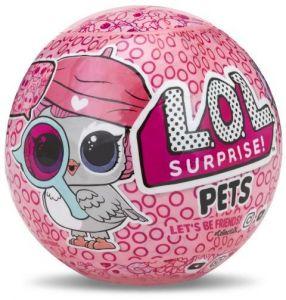 L.O.L. Surprise  - zvířátko překvapení  - série 3,1