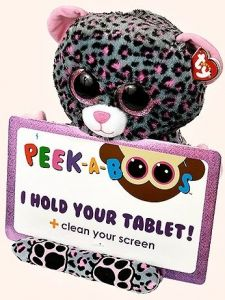 Meteor TY - Peek a Boos - držák na tablet - leopard Trixi 60002 TY Inc. ( Meteor )