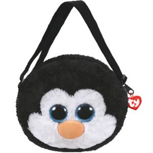 Meteor TY - plyšová kabelka na rameno  - tučňák Waddles     95113