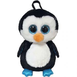 Meteor TY - plyšový batoh - tučňák Waddles   95013