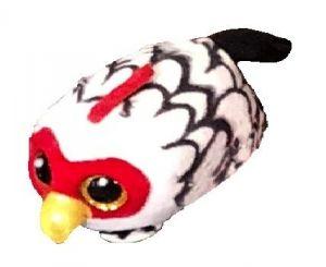Plyšák TY - Teeny Ty´s - malá plyšová zvířátka - kohout Rory 10 cm