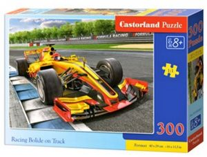 Puzzle Castorland 300 dílků - Formule  racing  030347