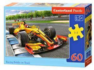 Puzzle Castorland 60 dílků - Formule Racing na trati  066179