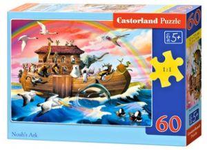 Puzzle Castorland 60 dílků - Noemova archa  066186