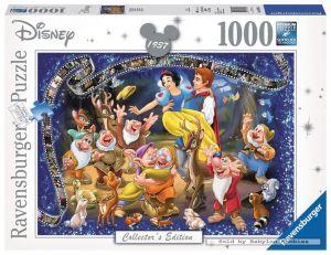 Puzzle Ravensburger 1000 dílků - Sněhurka   196746
