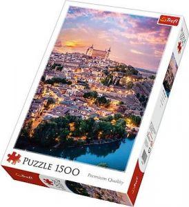Puzzle Trefl 1500 dílků - Toledo - Španělsko  26146