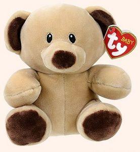 TY Beanie Baby - medvídek Bundles  32157  - 15 cm plyšák
