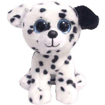 TY Beanie Boos - Catcherr - pejsek dalmatín 42303 - 15 cm plyšák TY Inc. ( Meteor )