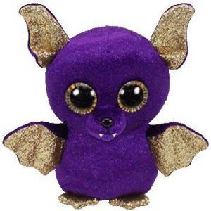 TY Beanie Boos - Count - fialový netopýr   36209  - 15 cm plyšák
