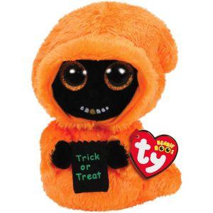 TY Beanie Boos - Grinner - oranžový duch   36208  - 15 cm plyšák