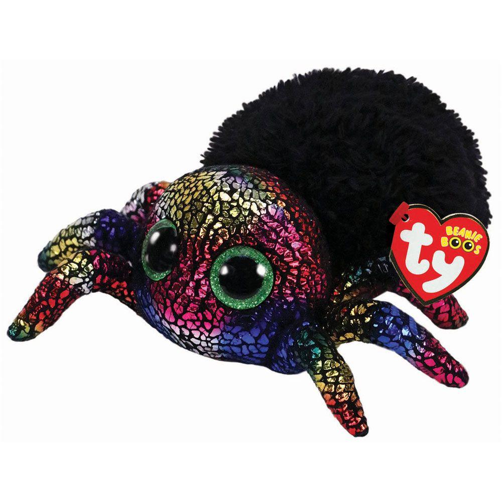 TY Beanie Boos - Leggz - pavouk 36207 - 15 cm plyšák TY Inc. ( Meteor )
