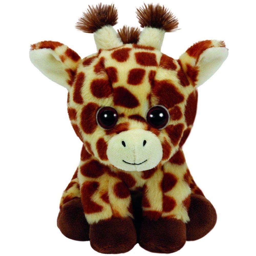 TY Beanie Boos - Peaches - žirafa 96302 - 24 cm plyšák TY Inc. ( Meteor )
