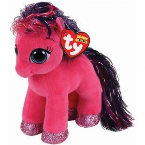 TY Beanie - Ruby  - 15 cm plyšový poník   36665