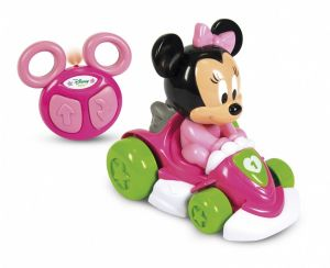 Clementoni Baby - RC autíčko Toy Cart - Minnie 17233