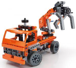 Clementoni - mechanická laboratoř - nákladní auta 60992