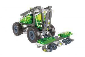 Clementoni - mechanická laboratoř - zemědělské stroje 60951