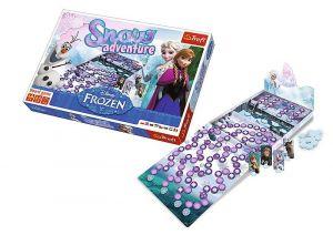 Hra Trefl - Ledové království - Frozen - Sněhové dobrodružství 01292 Clementoni