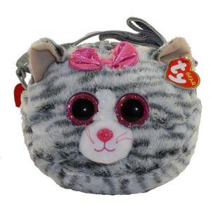 Meteor TY - plyšová kabelka na rameno - kočička Kiki 95100 TY Inc. ( Meteor )