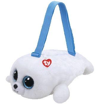 Meteor TY - plyšová kabelka na rameno - tuleň Icy 95110 TY Inc. ( Meteor )