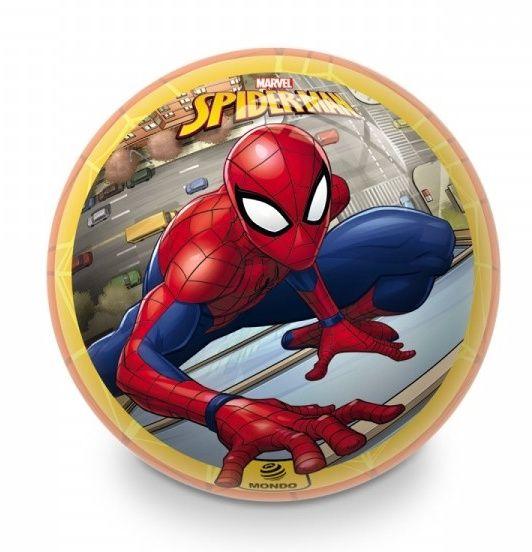 Míč Mondo - 140 mm - Spiderman