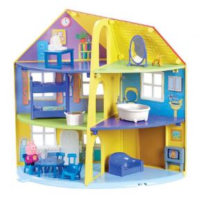Prasátko Peppa - velký rodinný dům 06384