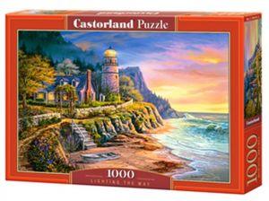 Puzzle Castorland  1000 dílků - Maják   104161