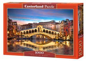 Puzzle Castorland  1000 dílků - Most Rialto - Benátky  104215